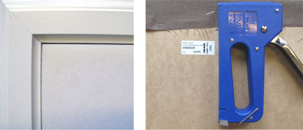 ikea hack virserum memoboard selber machen ich designer. Black Bedroom Furniture Sets. Home Design Ideas