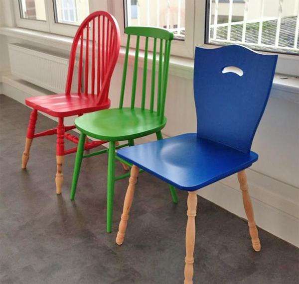 gebt alten st hlen eine chance ich designer. Black Bedroom Furniture Sets. Home Design Ideas