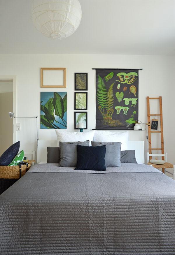 eine bilderwand gestalten ich designer. Black Bedroom Furniture Sets. Home Design Ideas